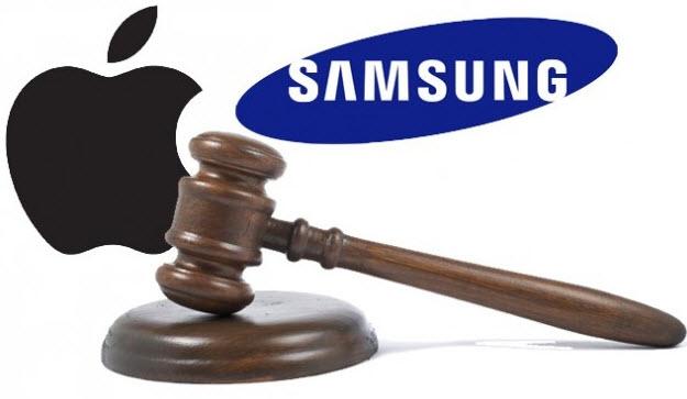 Apple vs Samsungrechtzaak