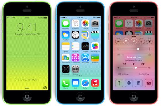 iphone 5c kopen los