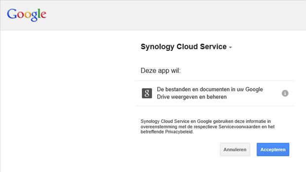 Maak je eigen Hybrid cloud oplossing met Synology Cloud Sync • tech365