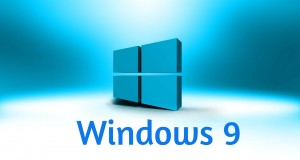 Microsoft Windows 9 logo