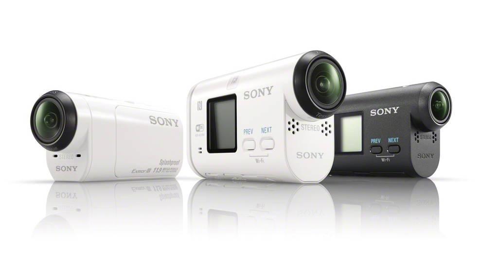 Badkamer Accessoires Action : Sony toont nieuwe action cam mini hdr az1vr tijdens ifa in berlijn