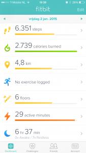 Fitbit app 01