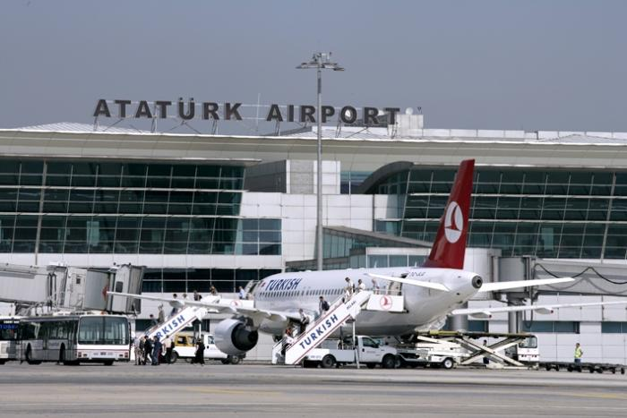 Ataturk-airport-arrivals-istanbul-turkey