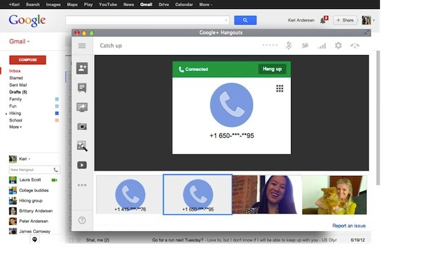 Google Video Call