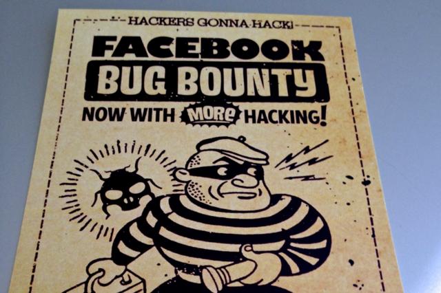 Facebook Bug Bounty programma