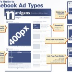Facebook advertenties en specificaties [Infographic]