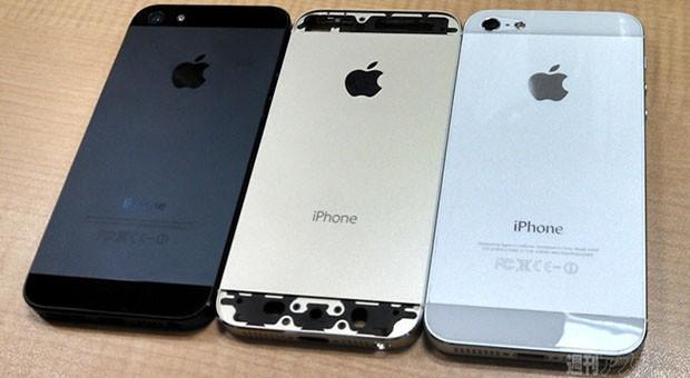 Komt de champagnekleurige iPhone 5S dan toch echt?