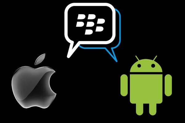 BlackBerry Messenger app voor iOS wacht op goedkeuring Apple