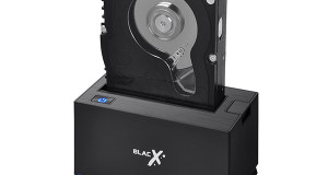 BlacX Urban Wi-Fi Edition HDD Docking Station