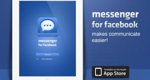 Facebook Messenger ipad