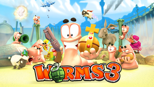Worms 3 iOS 02