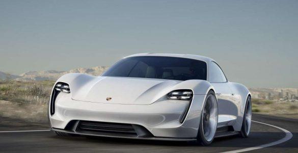 Porsche Mission E 004