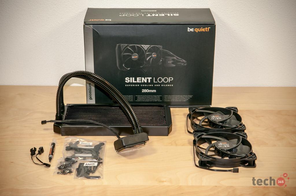 Be quiet Silent Loop 280 tech365nl_012