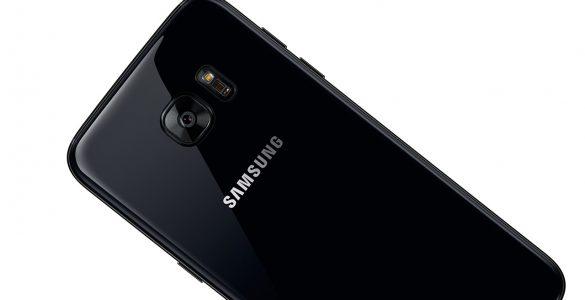 Samsung Galaxy S7 Edge Black Pearl hero