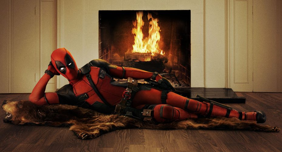 Deadpool openhaard
