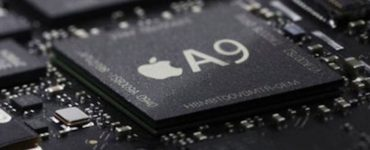 Apple A9 Logic board