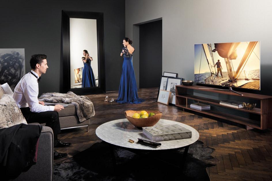 Samsung QLED 01