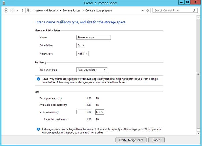 Thecus W2810 Pro Windows setup