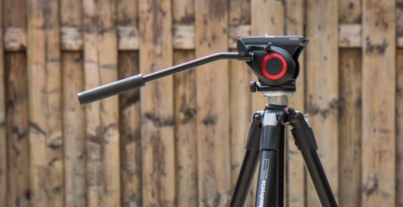 Manfrotto MVH500AH Header