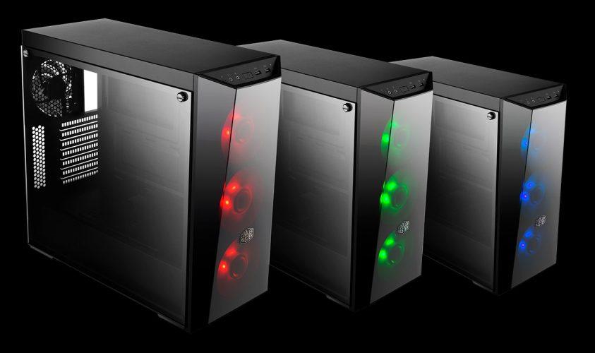 Cooler Master MasterBox 5 Lite RGB