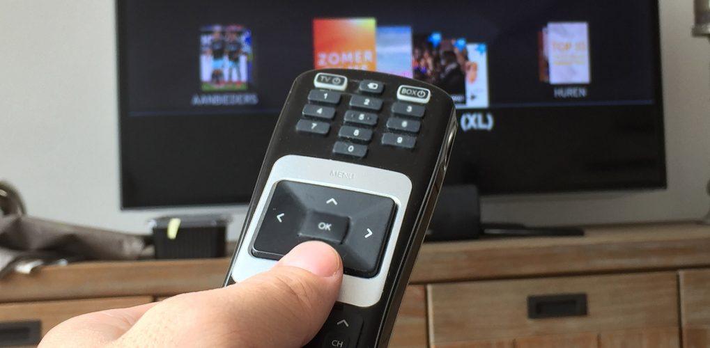 Interactieve tv kijken