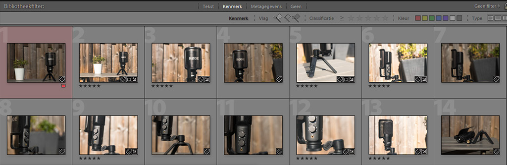 Lightroom workflow 005