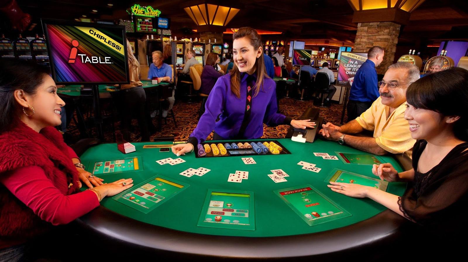 De beste online casino's uit de Online Casino Top 10