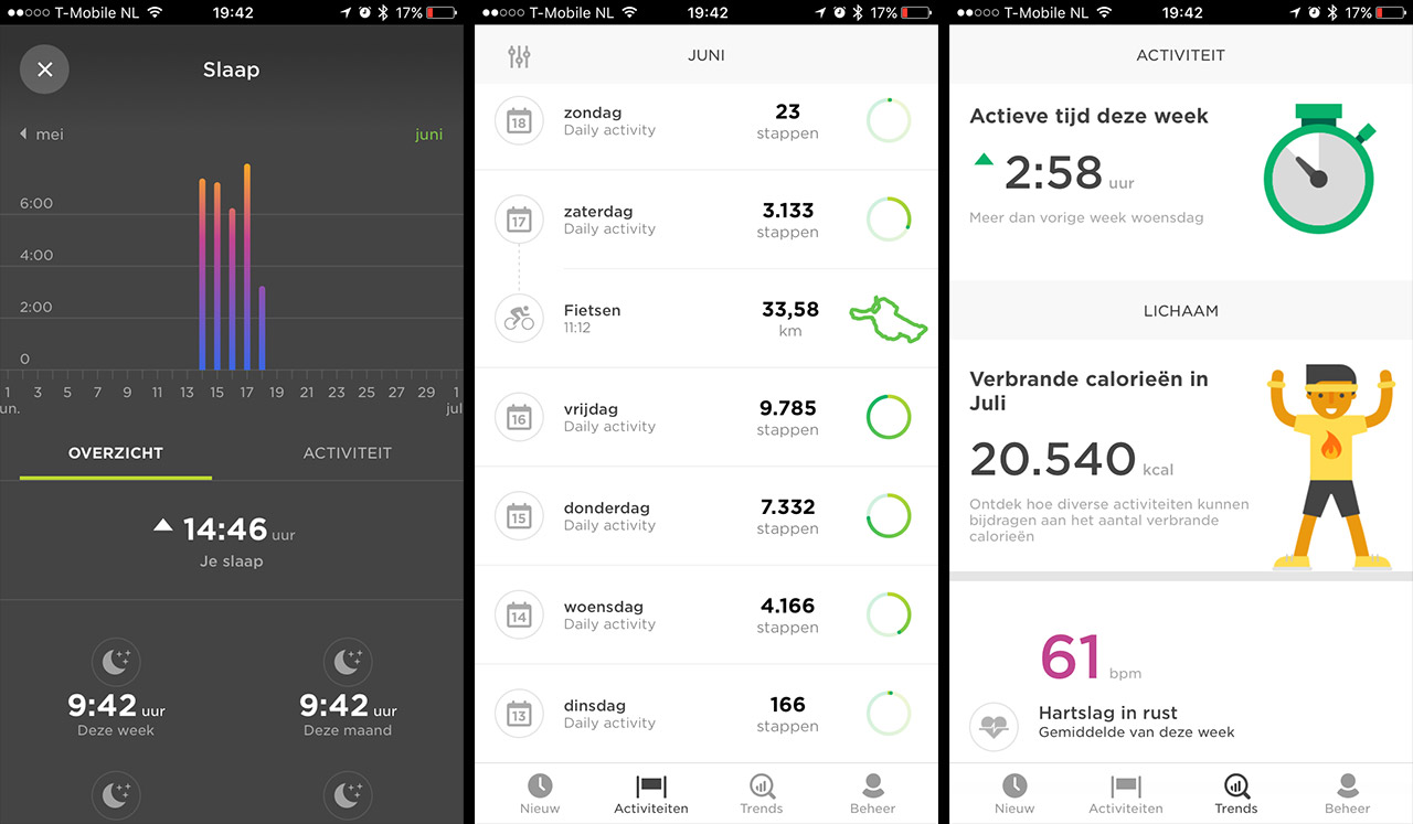 TomTom Sport app 02