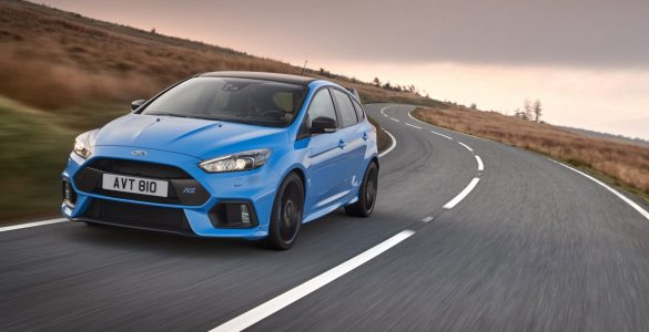 Ford Focus RS TameTheTrack