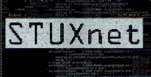 Stuxnet malware