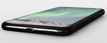 iPhone 8 concept render
