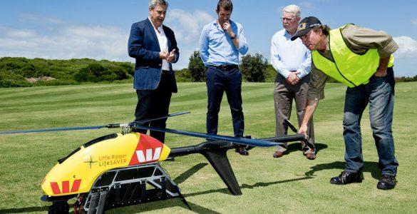 little ripper drone