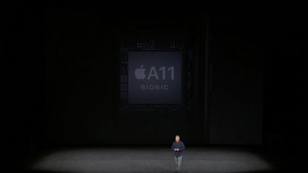 A11 Bionic processor