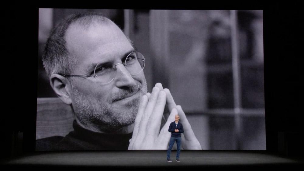 SteveJobs keynote
