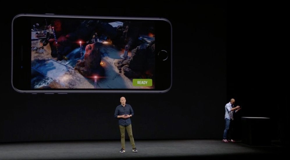 iPhone AR Metal 2