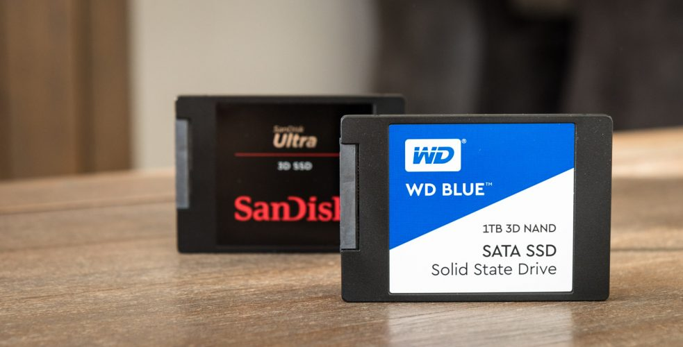 Sandisk Ultra WD Blue 1TB tech365 100