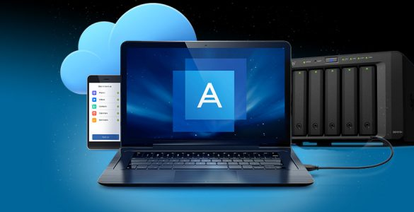 Acronis True Image Synology