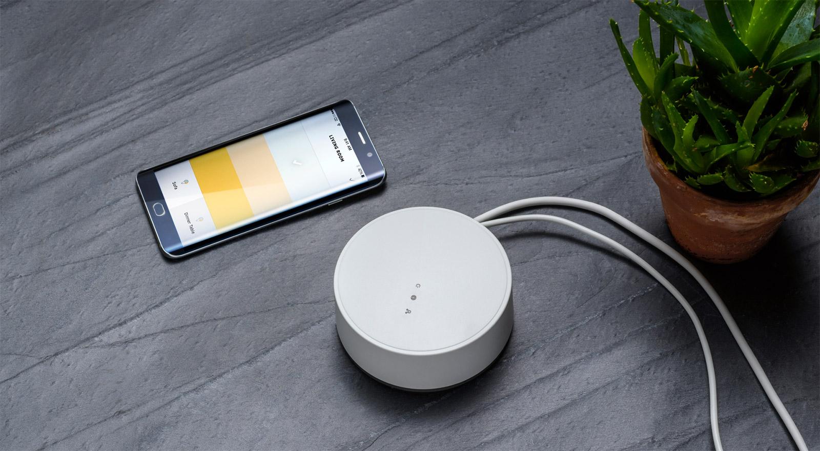 slimme ikea tr dfri lampen nu ook geschikt voor alexa en. Black Bedroom Furniture Sets. Home Design Ideas