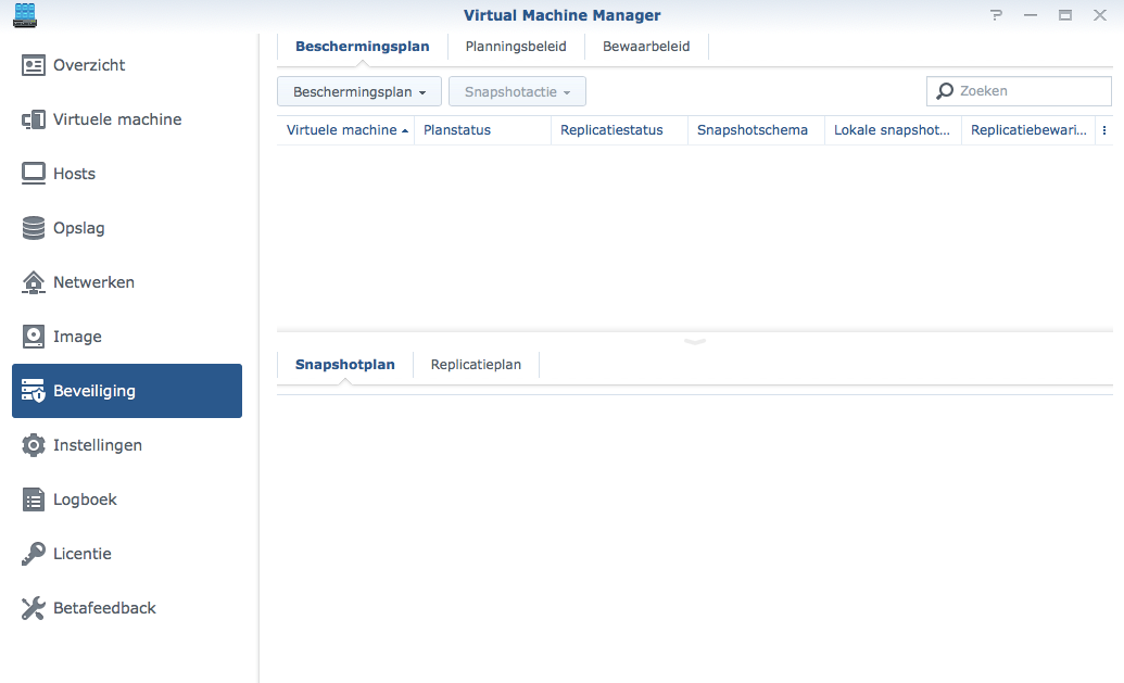 Synology Virtual Machine Manager installatie 27