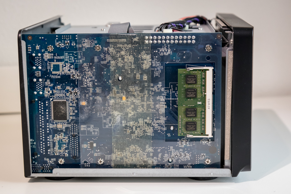 Synlogy RAM upgrade tech365 001