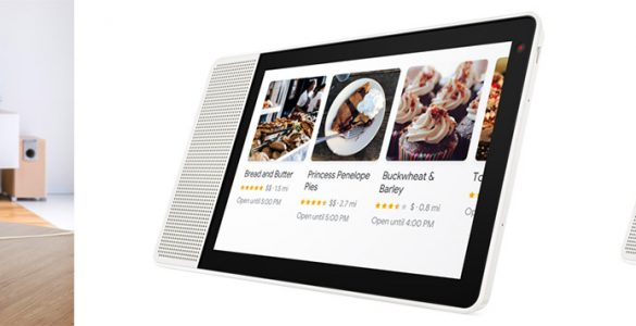 Lenovo Smart Display 02