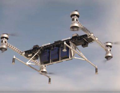 boeing prototype eVTOL drone