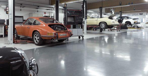 Porsche maakt Classic parts met 3D-printer