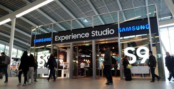 Glaxy Experience Studio Utrecht CS