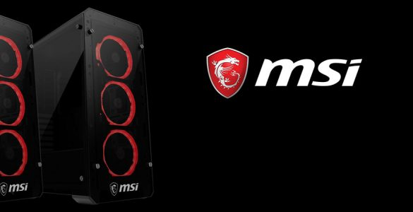 MSI MAG PYLON header