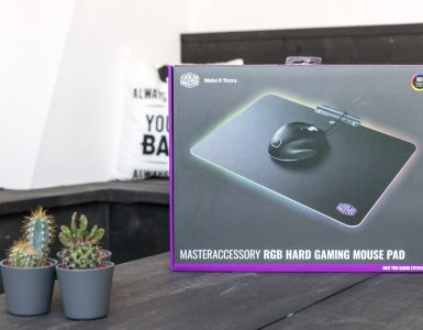 Cooler Master MasterAccessories mousepad tech365nl 001
