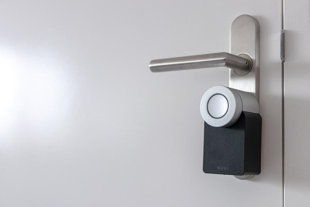 Nuki Smart Lock gemonteerd tech365 002