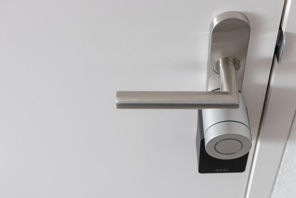 Nuki Smart Lock gemonteerd tech365 003