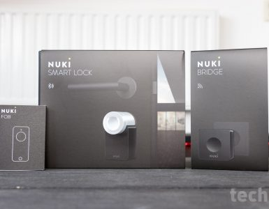 Nuki Smart lock tech365nl 100