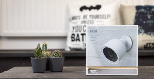 Nest Cam IQ Outdoor tech365nl 100